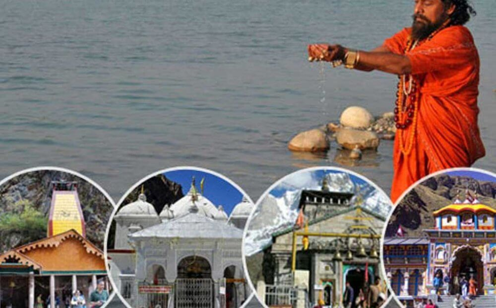 Chardham yatra fixed departure package
