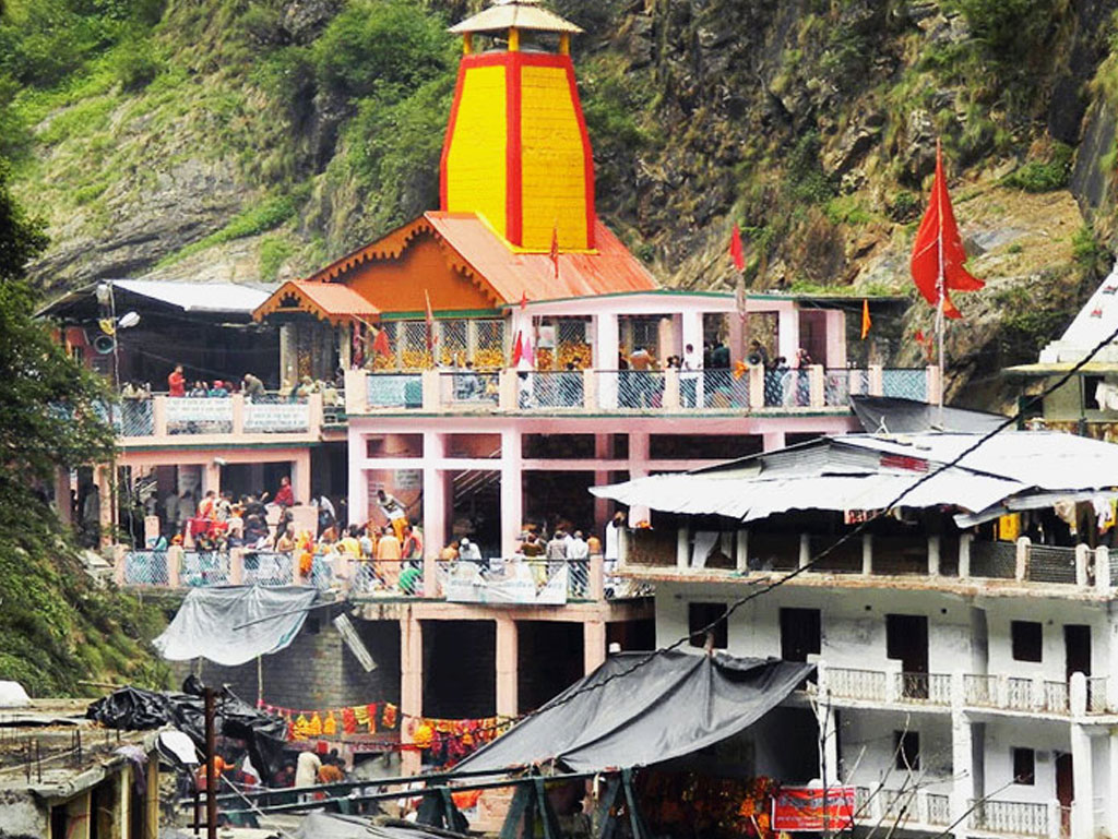 Taxi Rental in Haridwar for Chardham Yatra