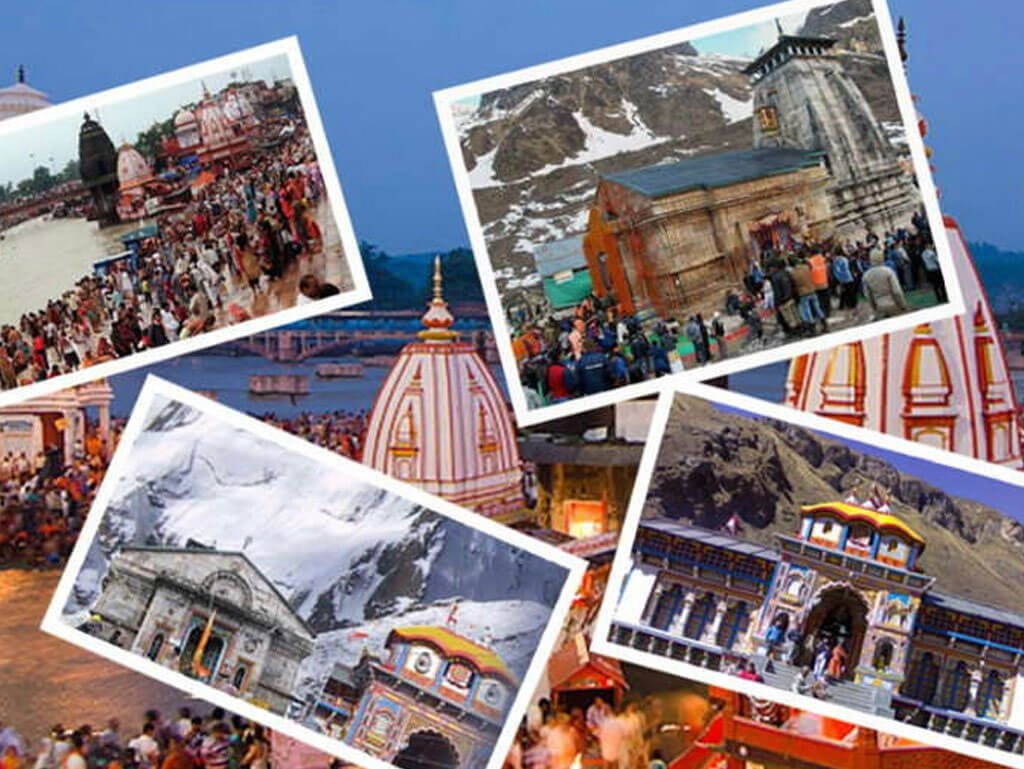 Budget Taxi Rental Service for Chardham Tourism