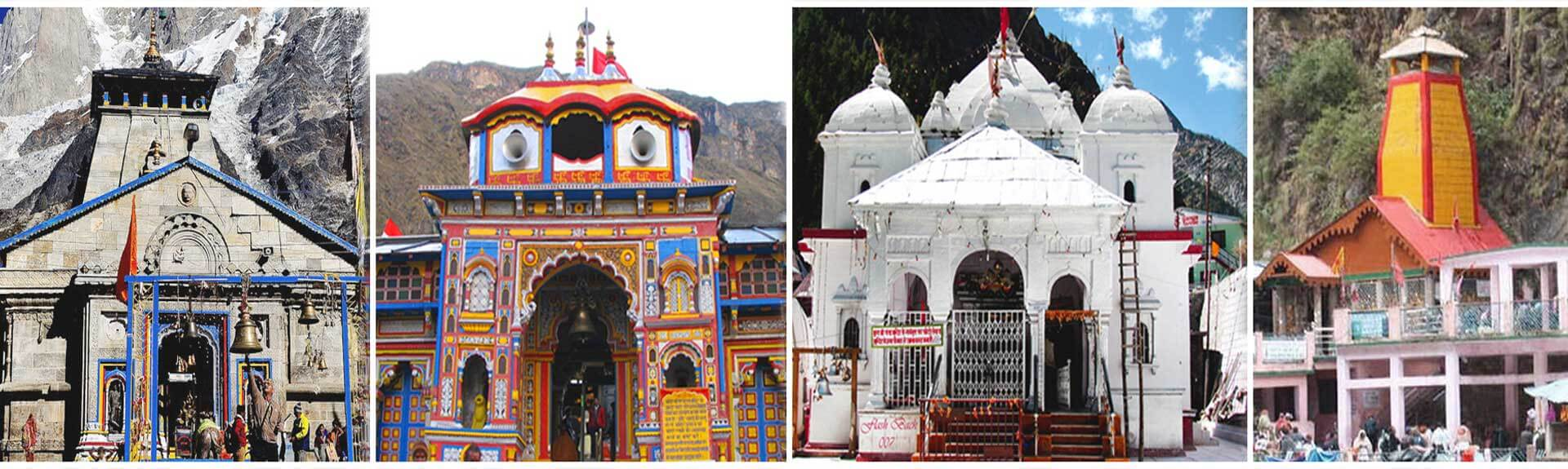 Low cost chardham yatra package