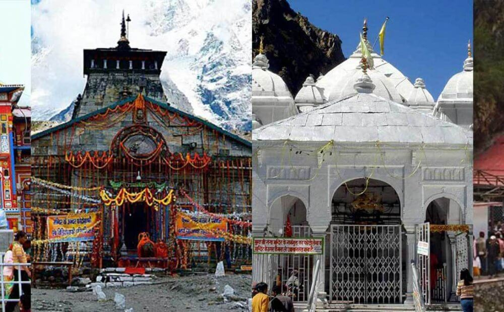 Char Dham Tour Package in Uttarakhand