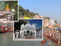 Chardham Package from Haridwar